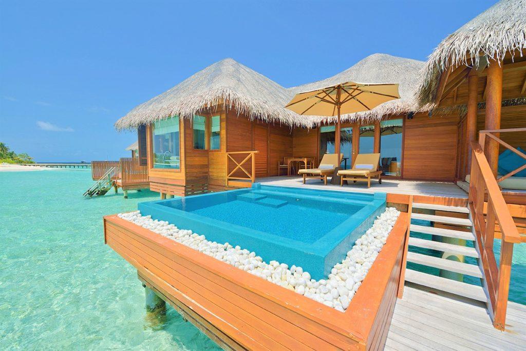 Huvafen Fushi Ocean Malediwy
