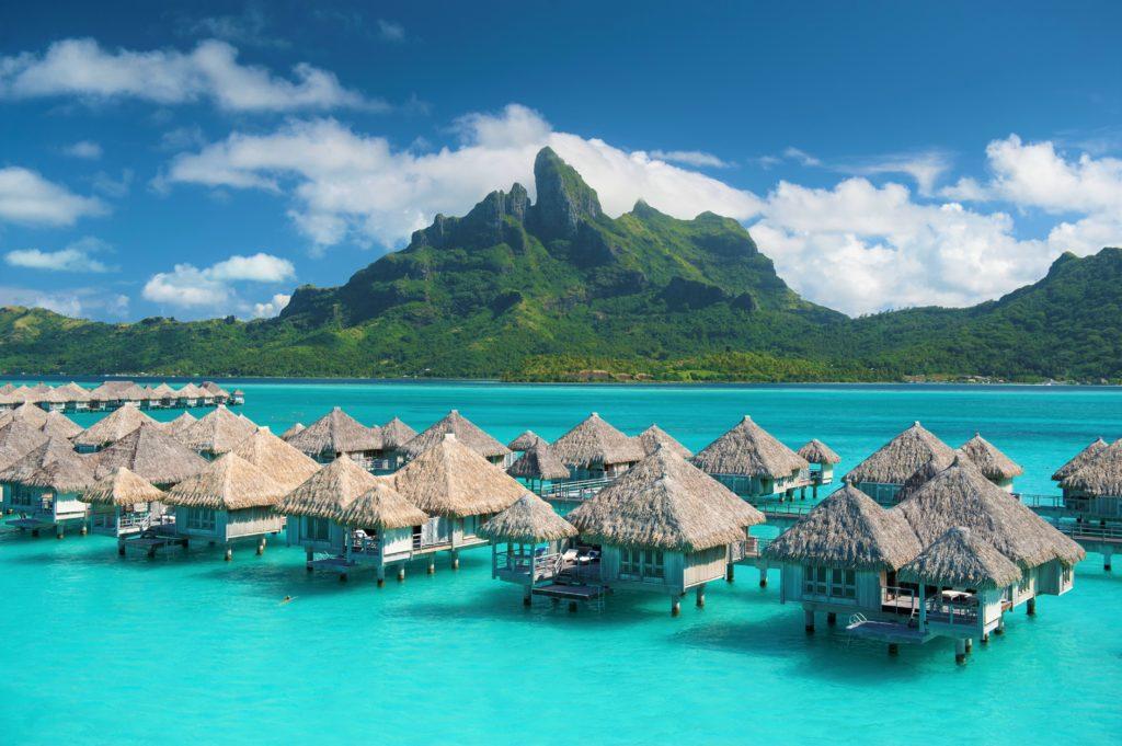 St. Regis Hotel, Bora Bora, Polinezja Francuska