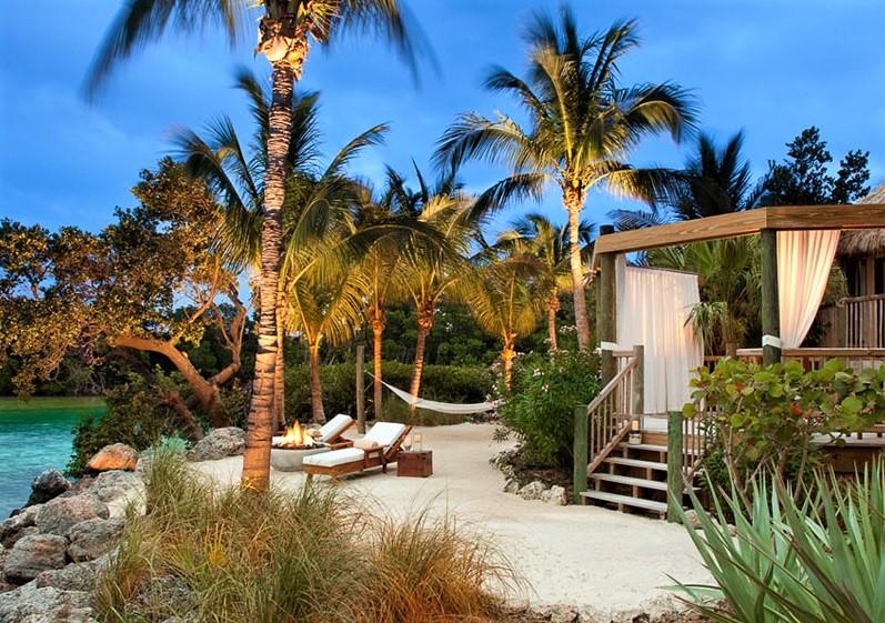 floryda little palm island