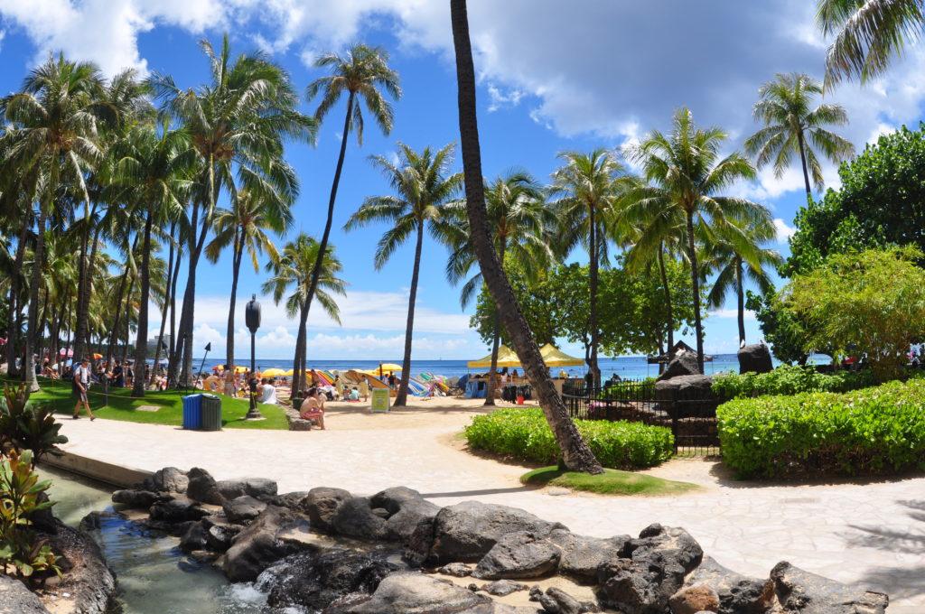 Luksusowe wakacje na hawajach