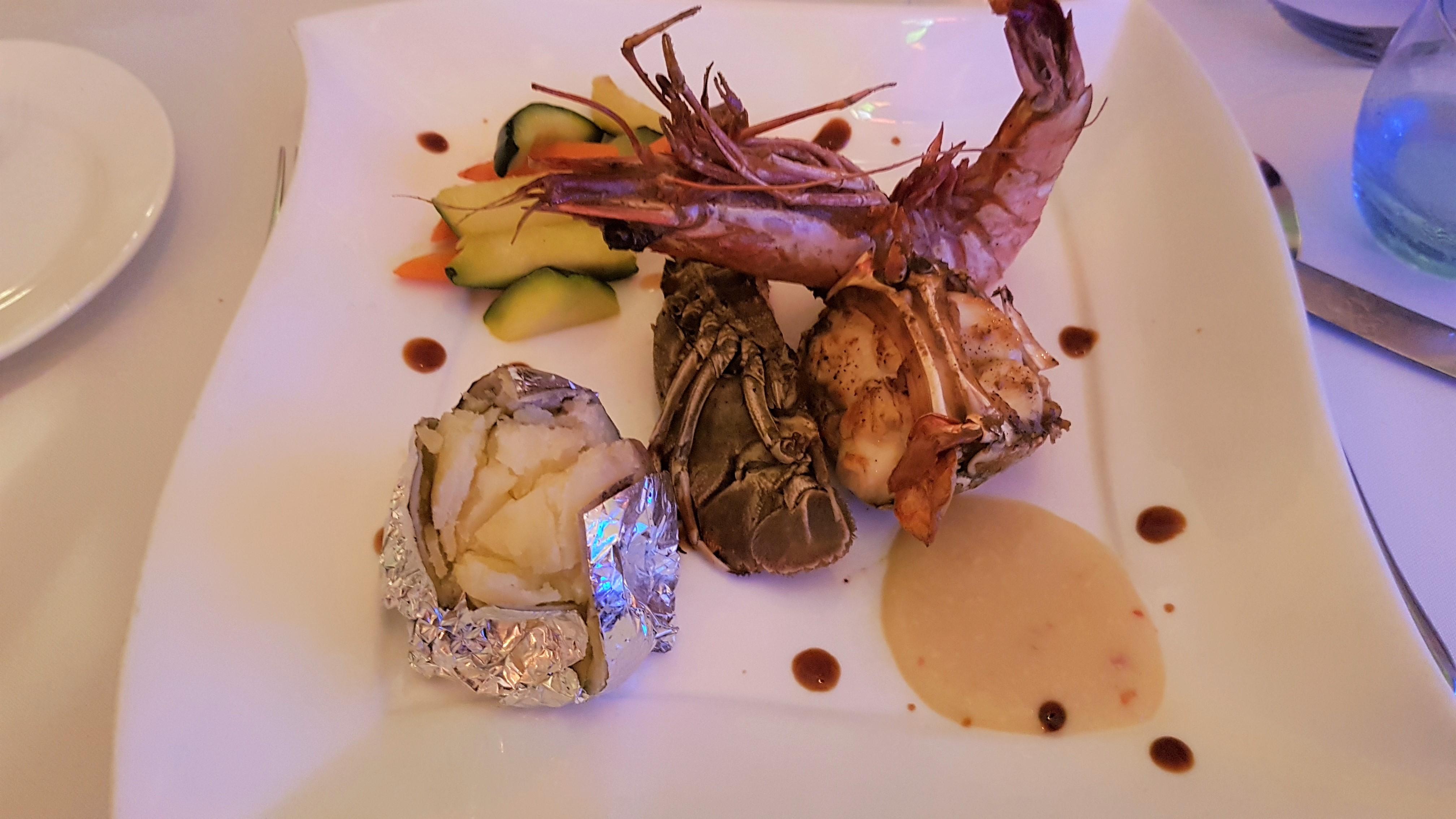 Jedzenie na Zanzibarze