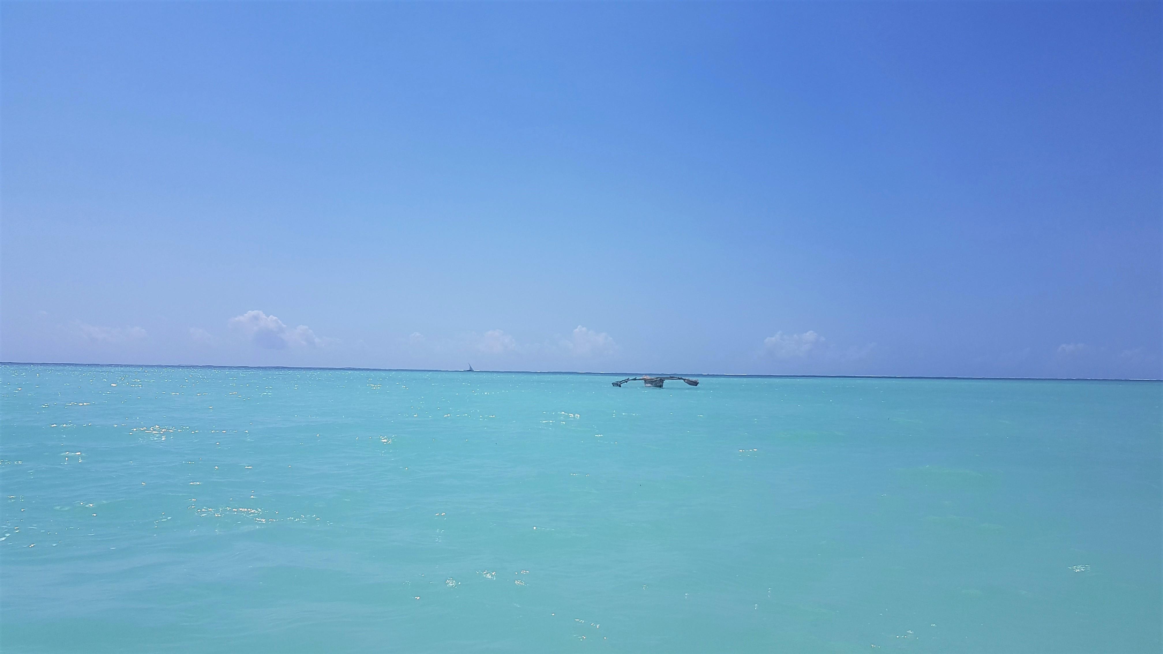 Plaże i turkus, Zanzibar