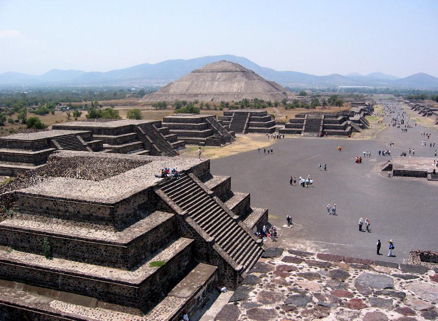 meksyk piramidy