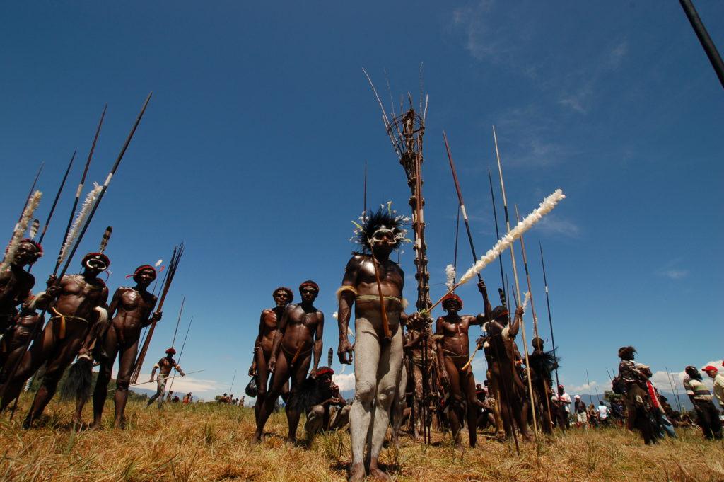 Papua, Indonezja