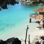 bahamy plaża
